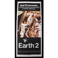 Earth II (1971) Daybill Movie Poster