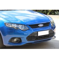 Ford FG Falcon Headlight Eyelids/Eyebrows (Gloss Black)