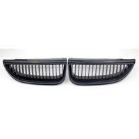 Holden VT Commodore Front Grilles BLACK (Pair)