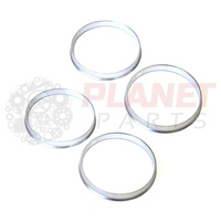 Wheel Hub Centric Rings (Set of 4) OD: 73.1mm ID: 70.6mm