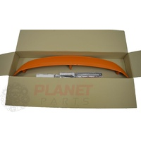 Holden Cruze SEDAN Rear Spoiler (Fantale Orange)