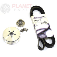 "Holden VS-VY Commodore L67/M90 12PSI 3.2"" Pulley Upgrade (inc. Belt) KIT"