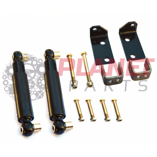 Caravan/Trailer Shock Absorber Suspension Kit