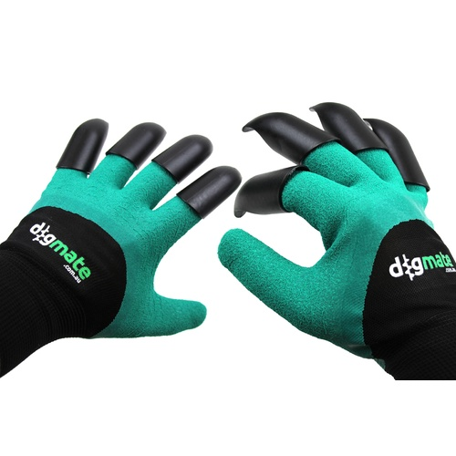 Digmate Claw Gardening Gloves PAIR