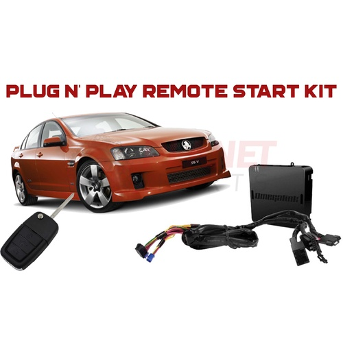 Holden VE Commodore Remote Start Kit