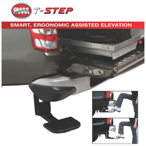 SMM T-Step to suit Ford PX Ranger (2011-on) (100kg Limit)
